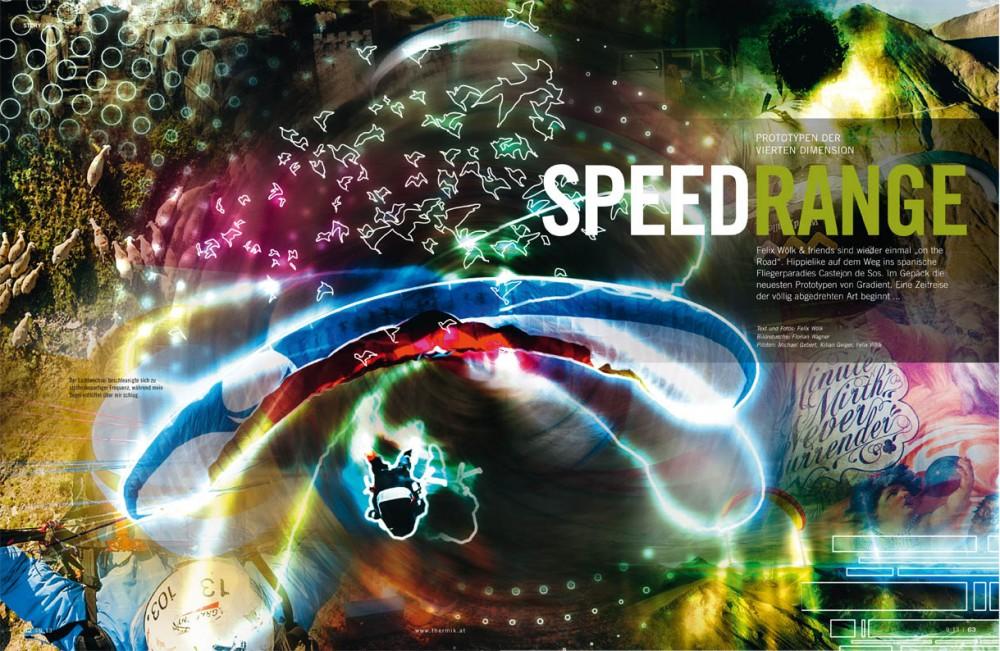 Speedrange a travelstory